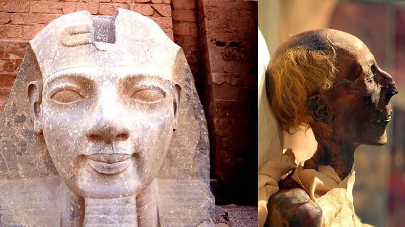 Рамзес второй Великий Фараон!