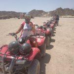 Экскурсия мото-сафари в Хургаде