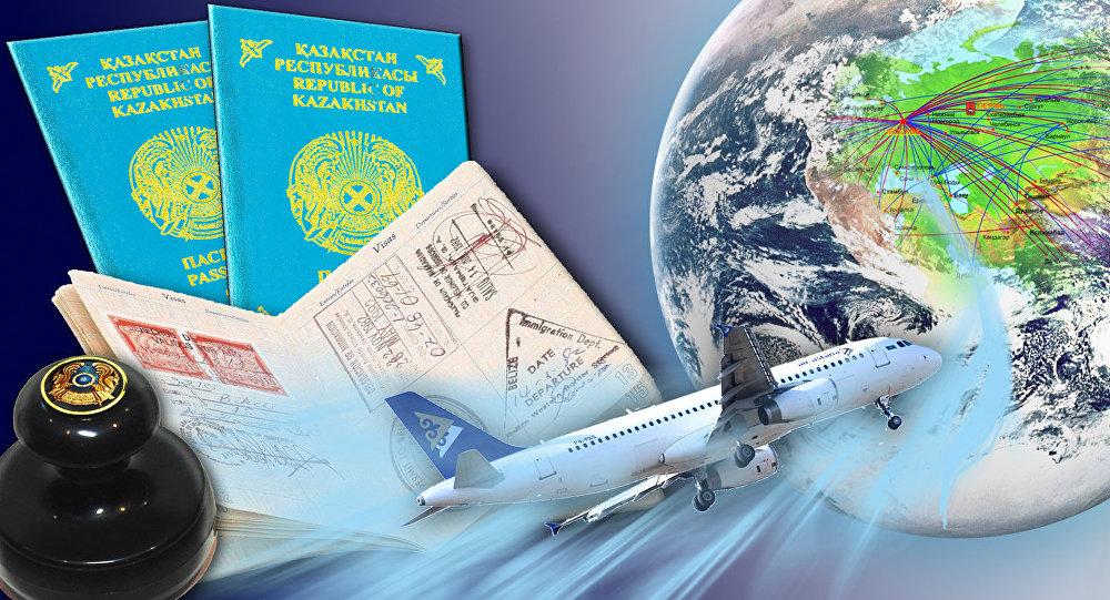Виза и дополнительная регистрация в полиции Египта для казахстанцев