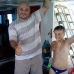 Экскурсия рыбалка в Красном море в Хургаде