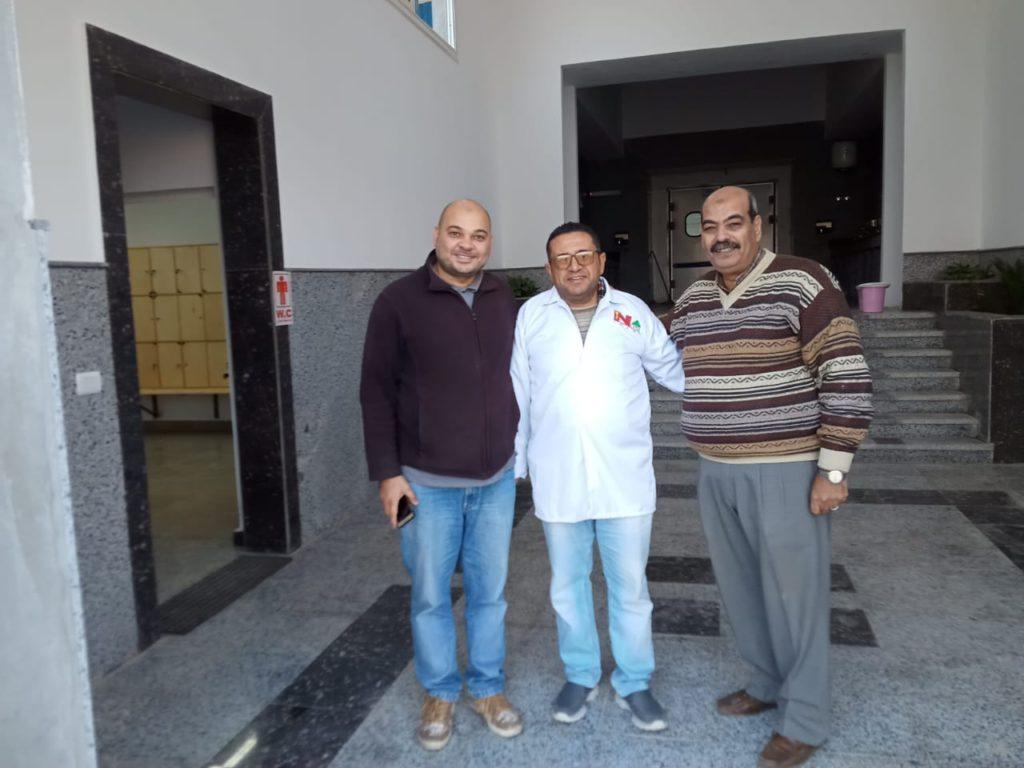 Поставка клубники из Египта