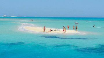 Экскурсия на остров Утопия (Египет, Хургада)