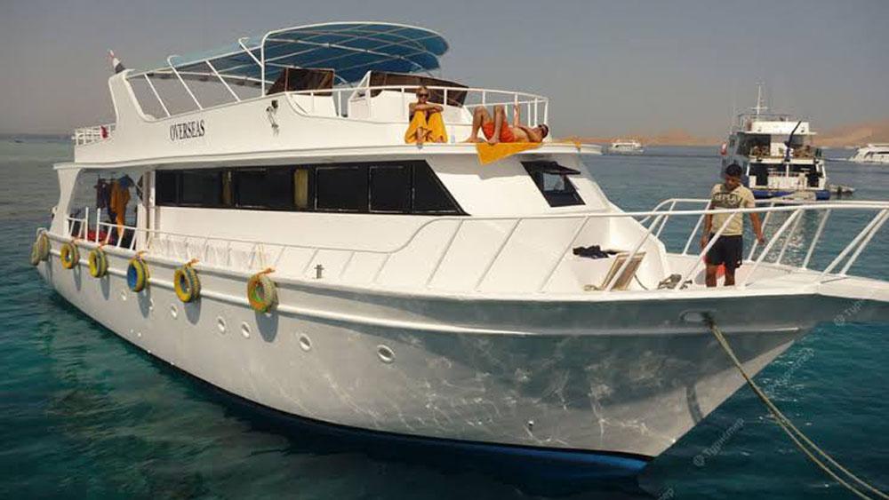 Экскурсия Королевская яхта (всё включено)