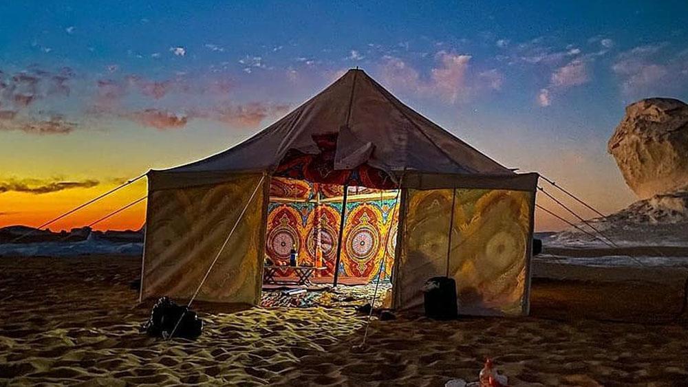 """Трехдневный тур """"Магия западной пустыни"""" в Египте"""